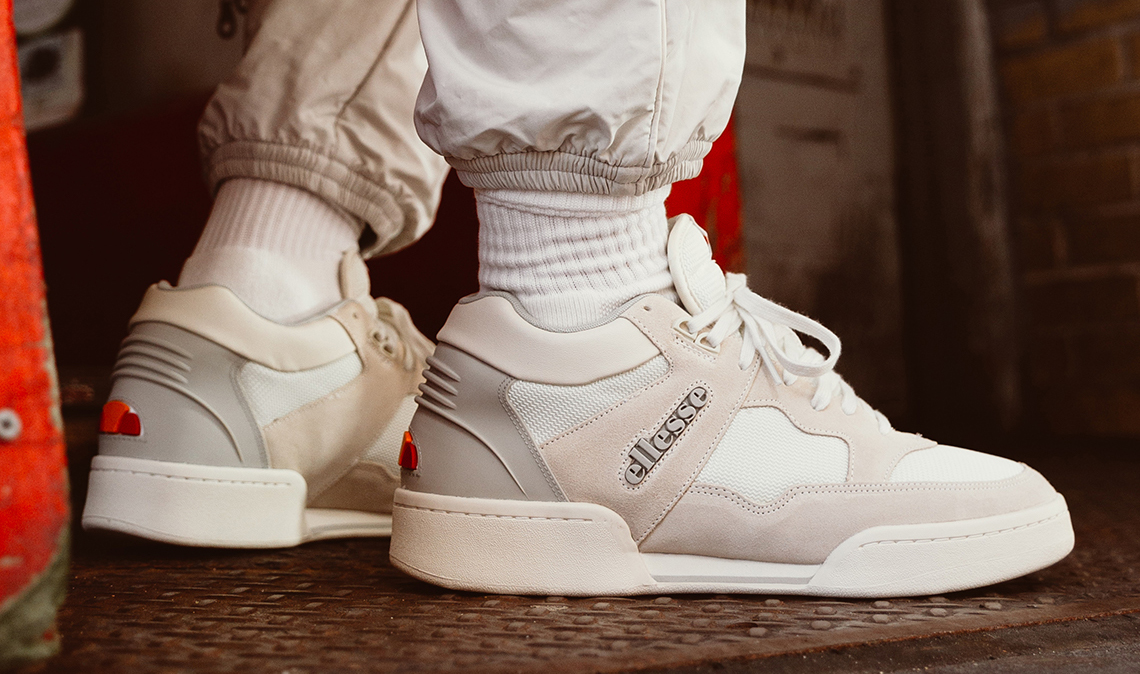 Packer Brings Back the Ellesse Piazza OG
