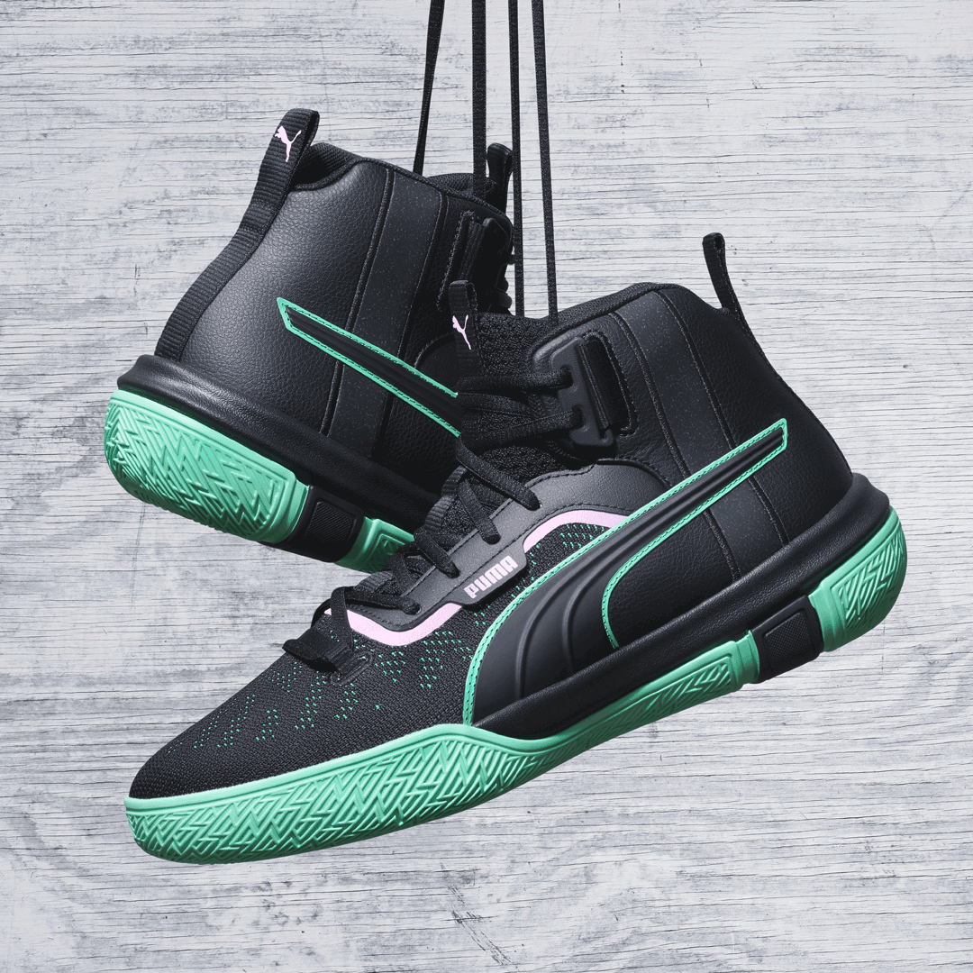 PUMA Hoops Introduce Their Newest Basketball Sneaker: the PUMA Legacy