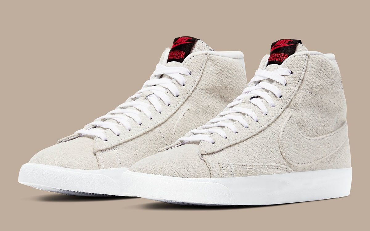 A Third Stranger Things x Nike Blazer Appears — And It Has Hidden Messages 👀