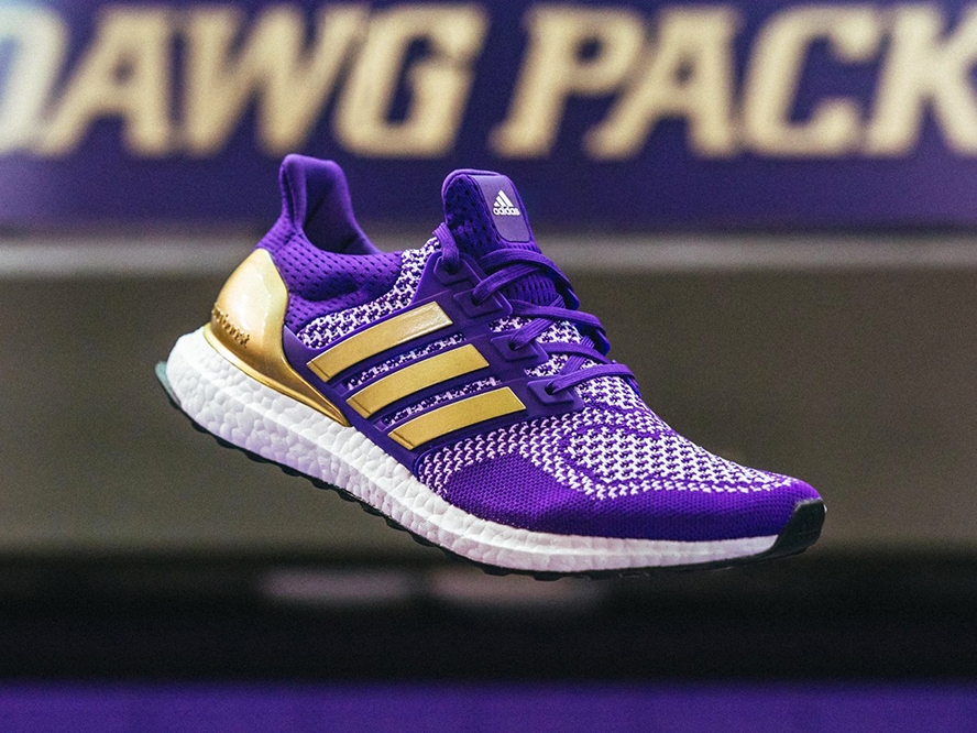 "Here's How to Get Your Hands on the ""Washington Huskies"" adidas Ultra BOOST"