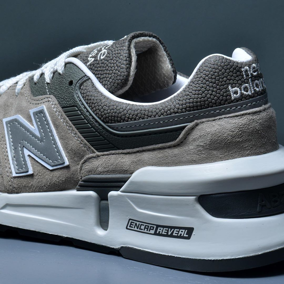 low priced 8cfd9 8d303 New Balance Call Upon the Iconic 997 for Their 2019