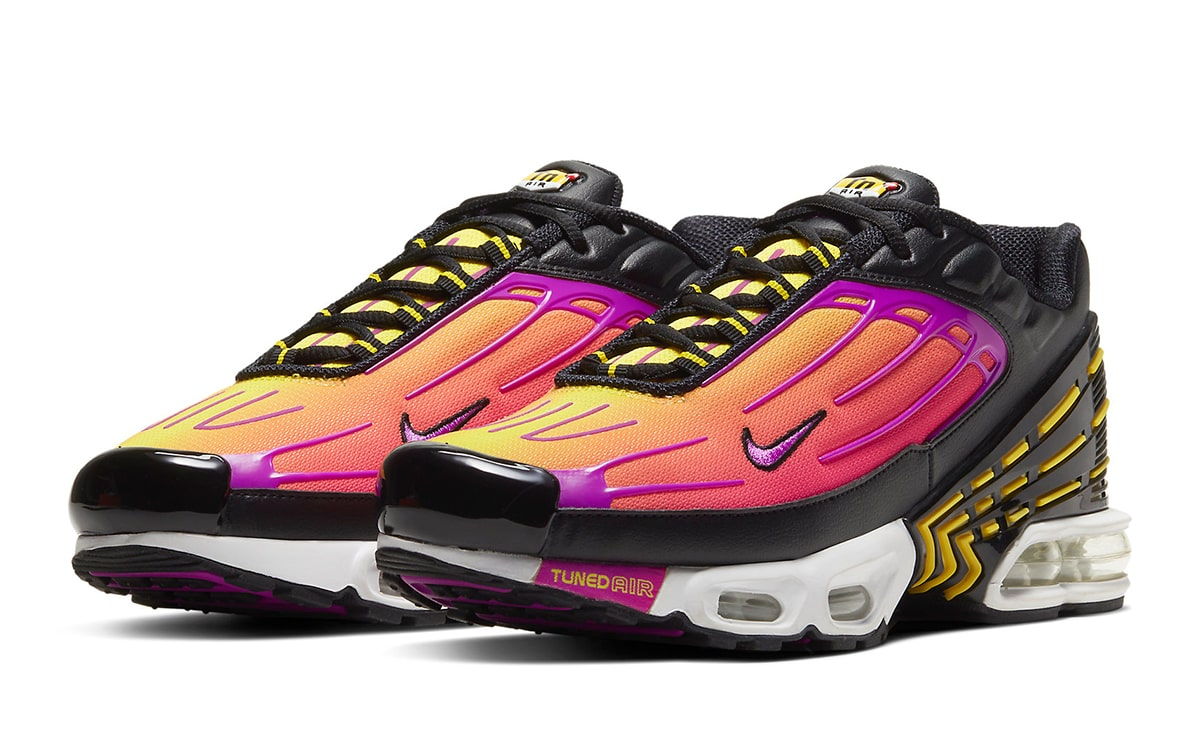 Nike S Air Max Plus 3 Hyper Violet Finally Set For Release