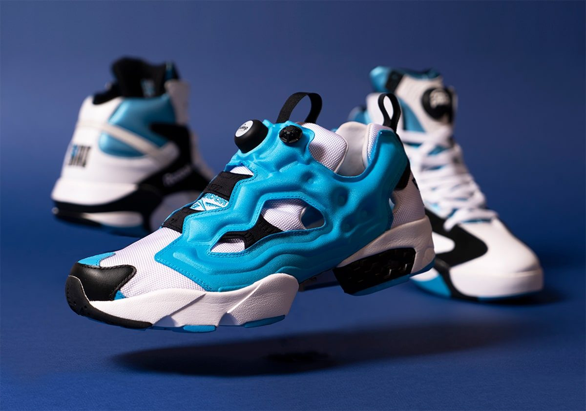 "Reebok Instapump Fury ""Icons Pack"" Celebrates Four Legendary Pump Tech Sneakers"