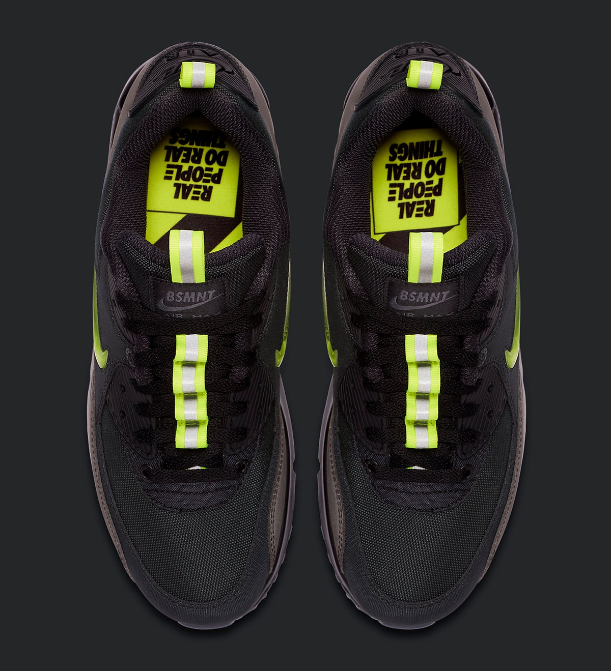 The Third and Final The Basement x Nike Air Max 90 Collab