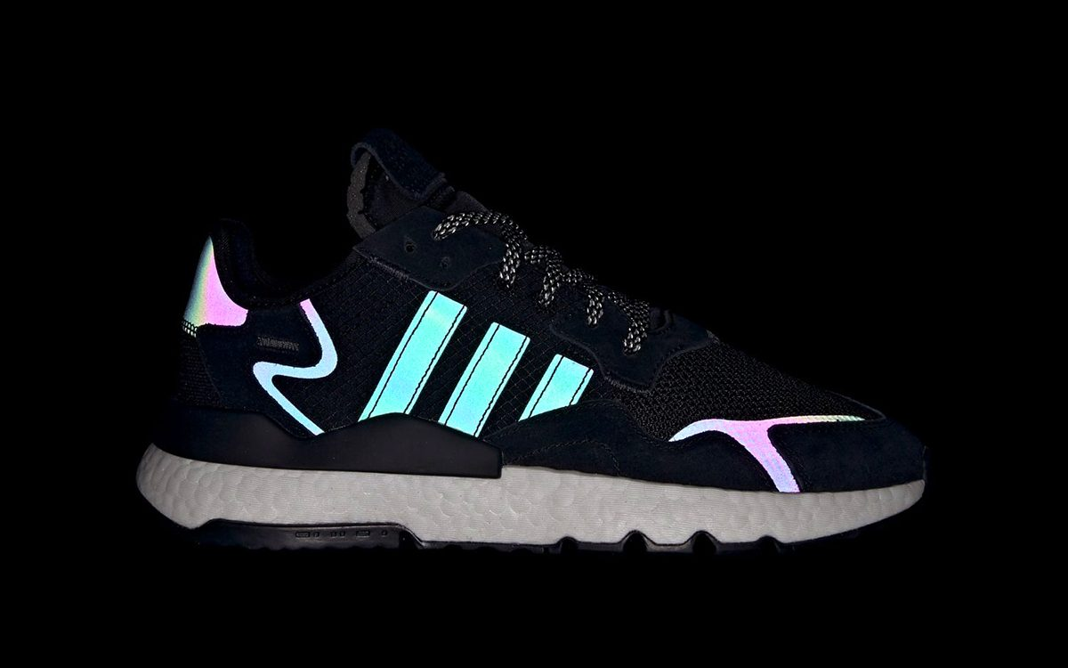 "adidas Add ""Reflective Xeno"" to the Nite Jogger Roster"