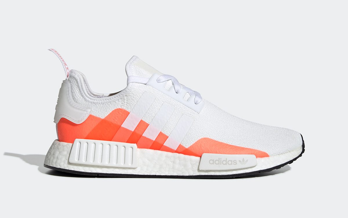 The adidas NMD R1 Gets Technical