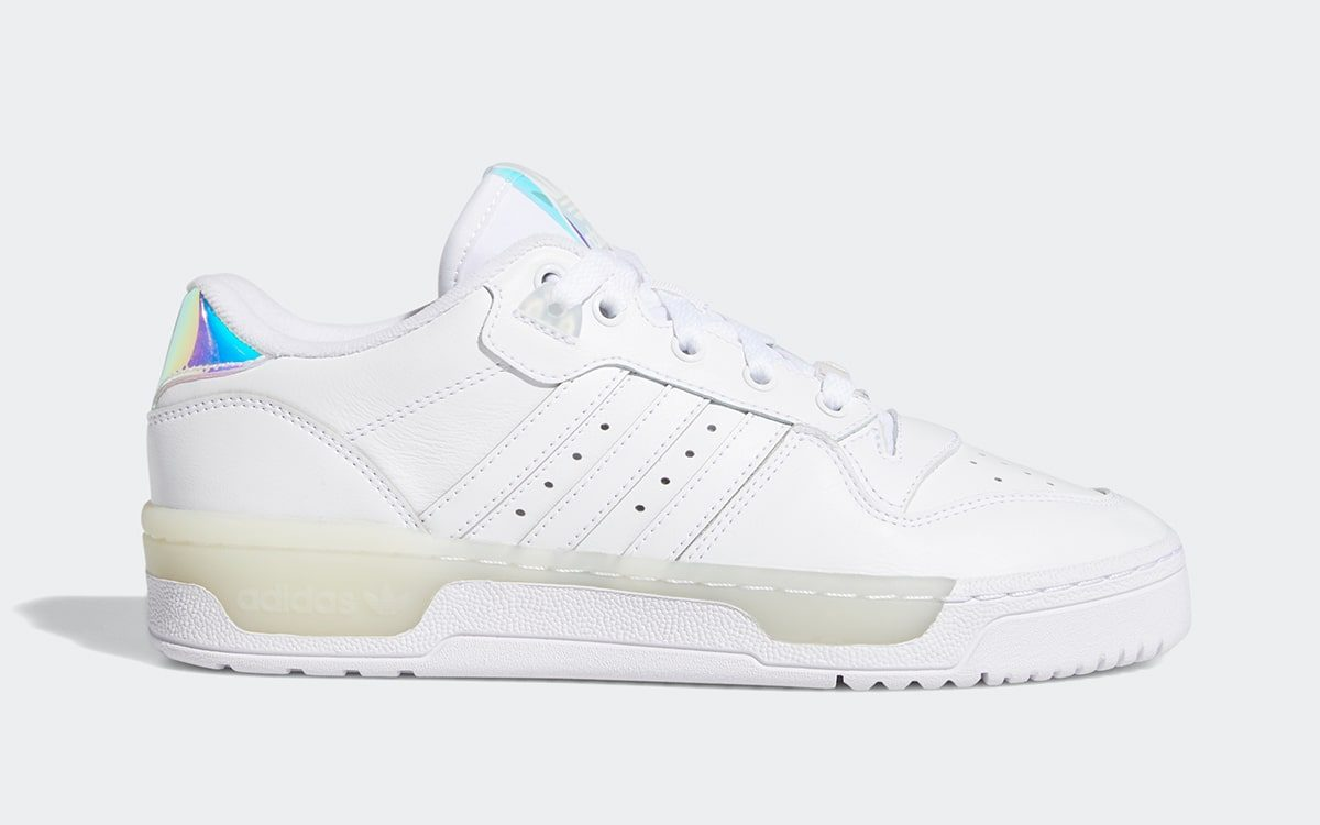 "Available Now // adidas Rivalry Low WMNS ""Iridescent"""