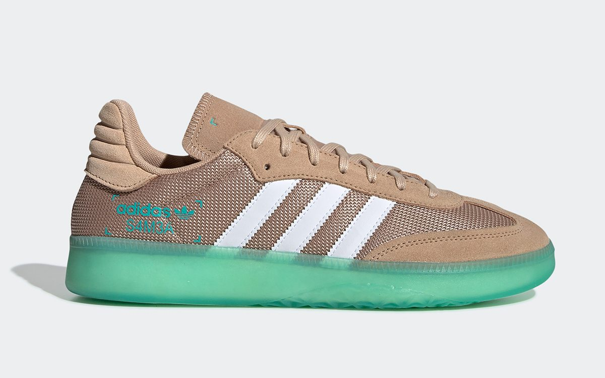 "Available Now // adidas Samba RM ""Miami"""