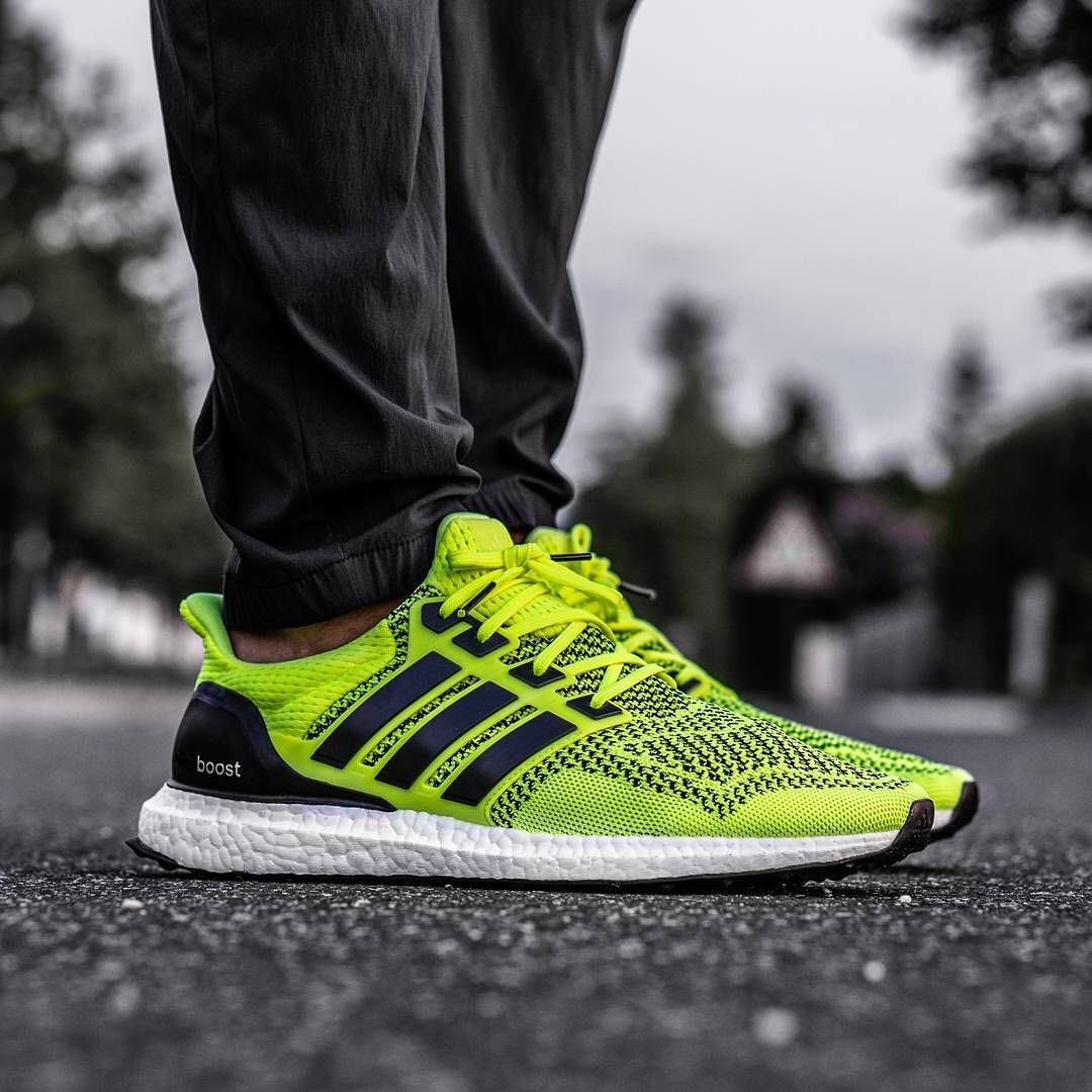 """adidas Ultra BOOST 1.0 OG """"Solar Yellow"""" to Return Next Month"""