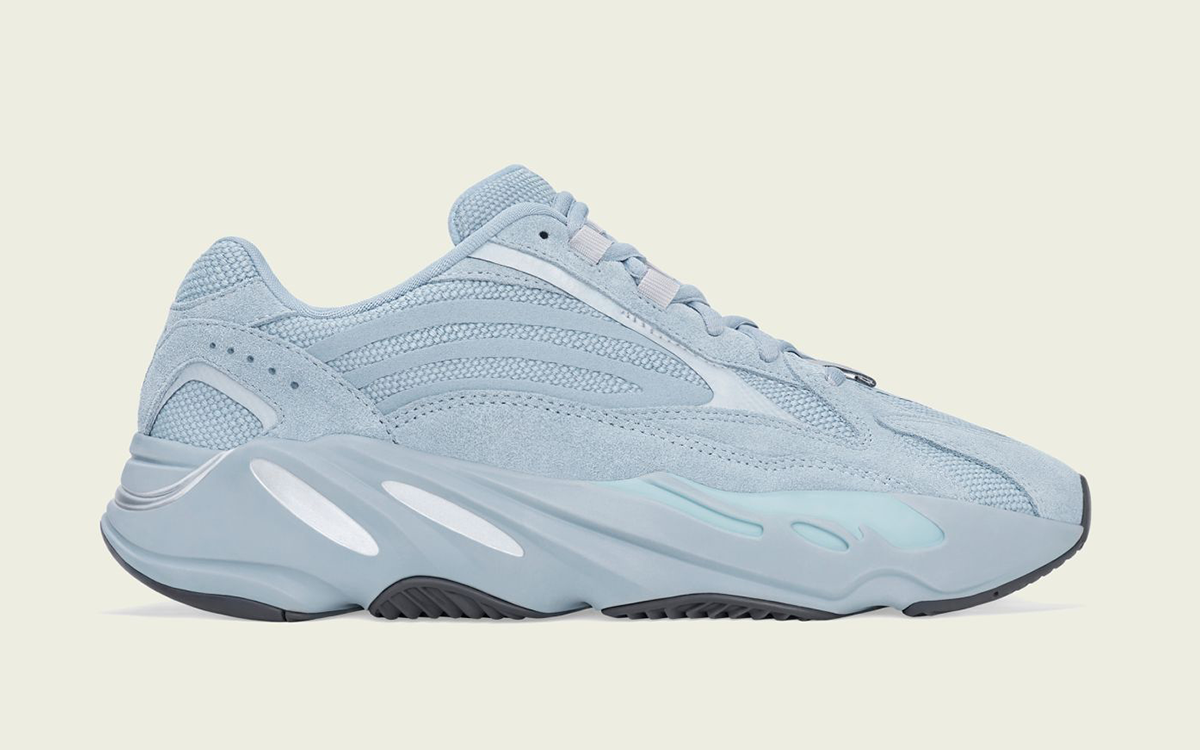 """Official Looks at the YEEZY 700 v2 """"Hospital Blue"""""""