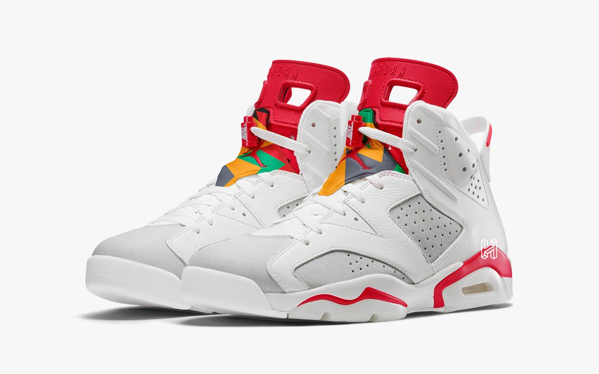 "Air Jordan 6 ""Hare"" Rumored for 2020"