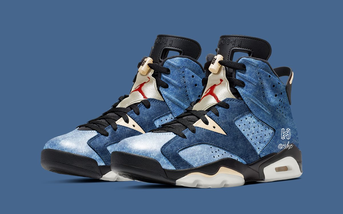 on sale 622a9 4882d Air Jordan 6
