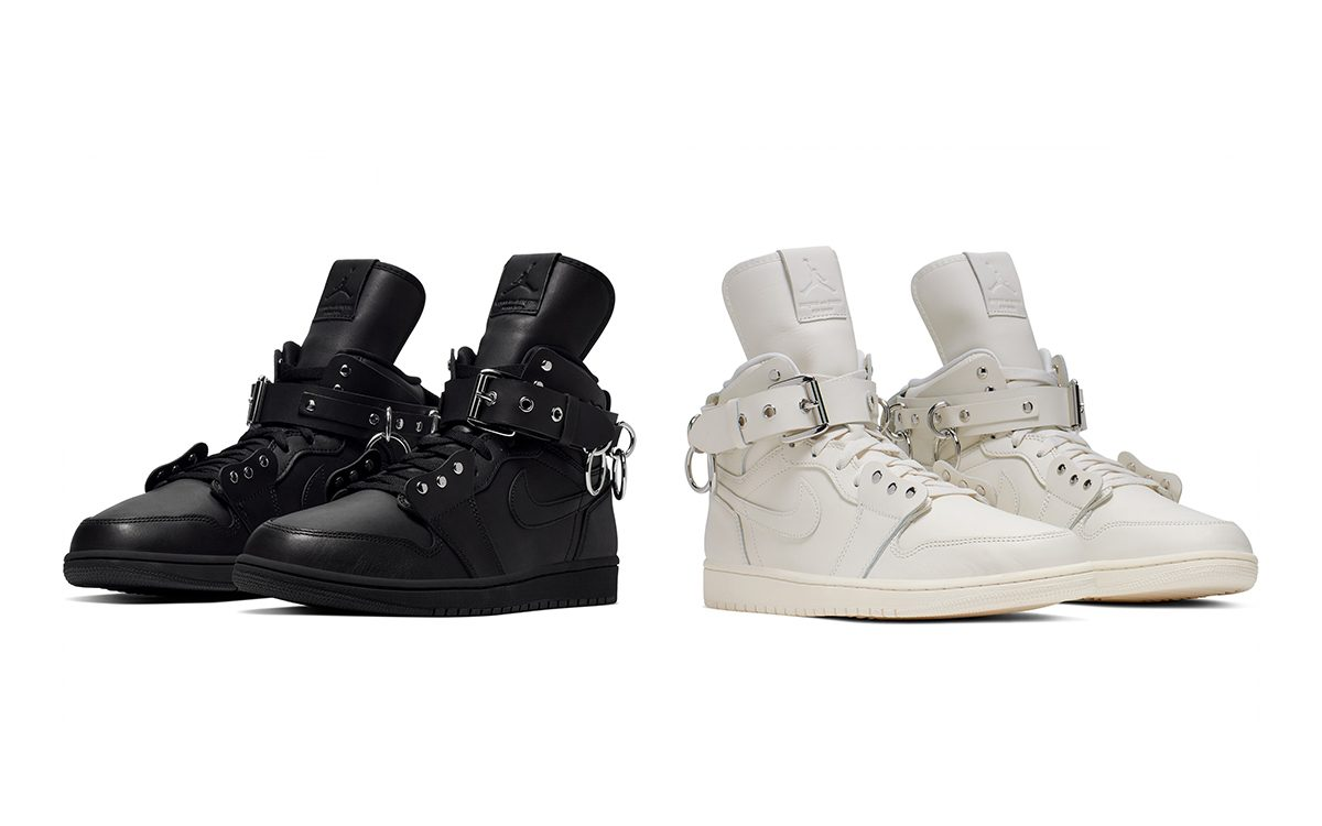 Where to Buy the COMME des Garcons x Air Jordan 1