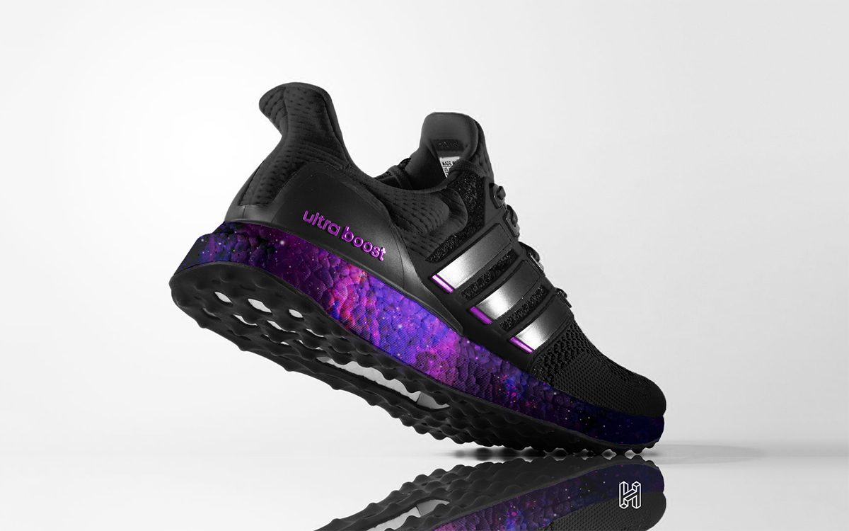 "Concept Lab // adidas Ultra BOOST 1.0 ""Galaxy"""
