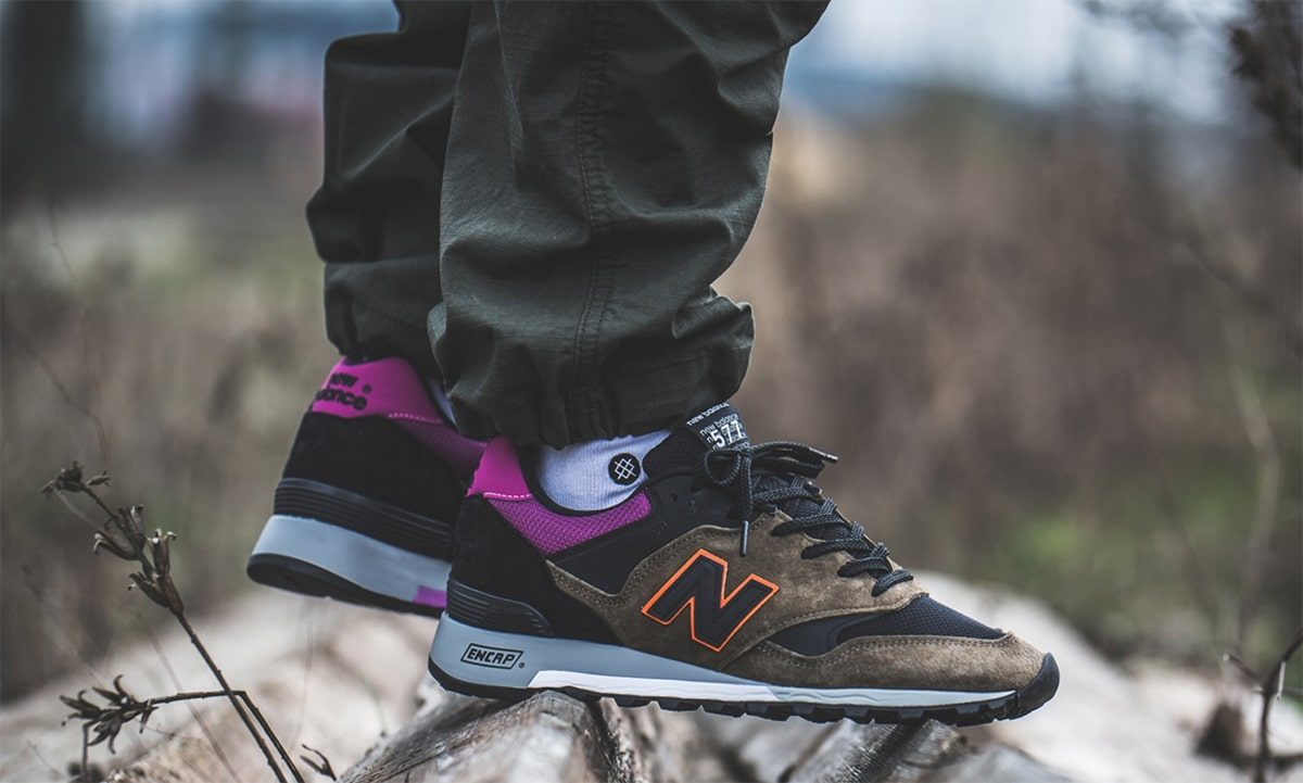 Available Now // New Balance 577
