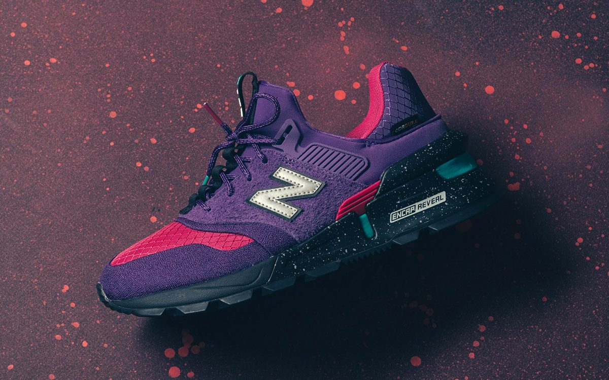 The New Balance 997s Surfaces in an Oh-So-90s Colorway