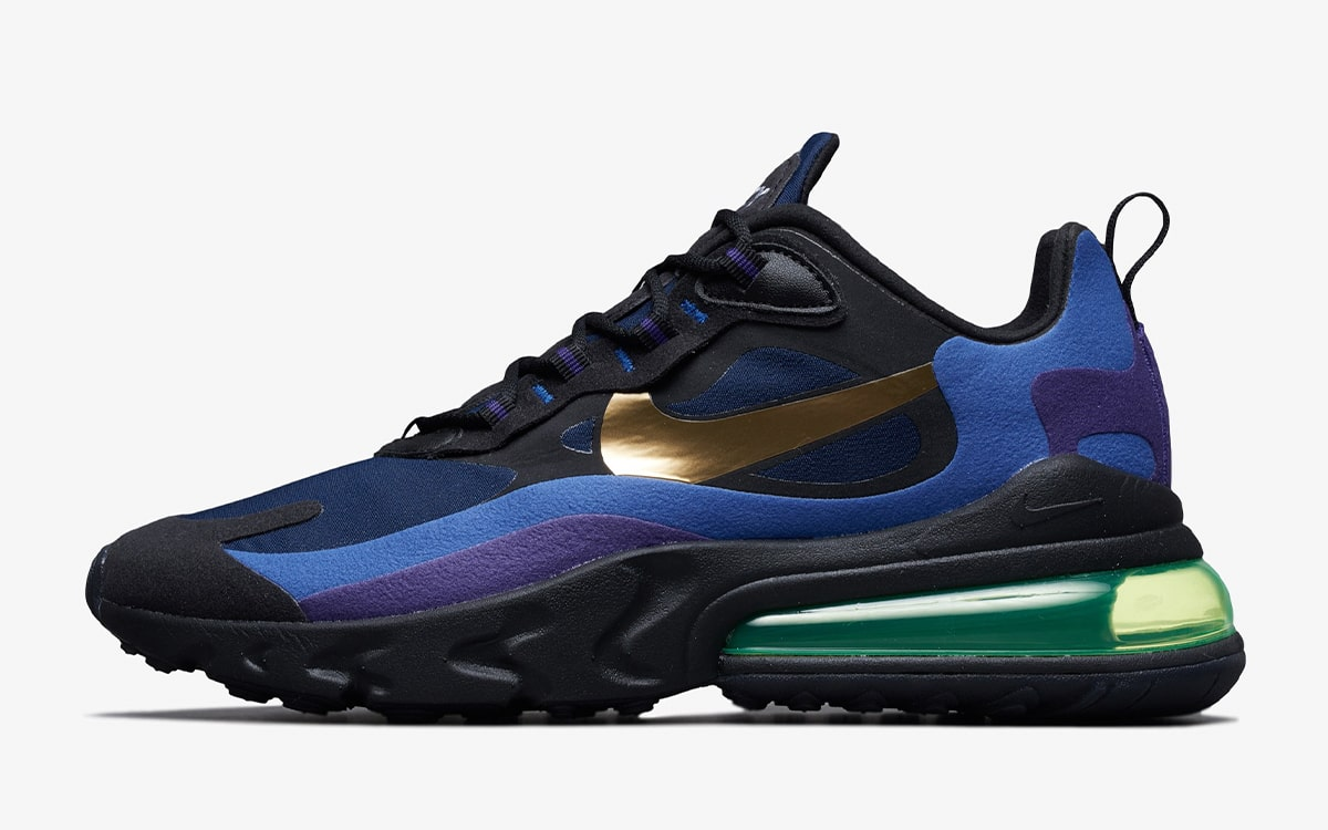 Available Now Nike Gets Hardcore With Heavy Metal Inspired Nike