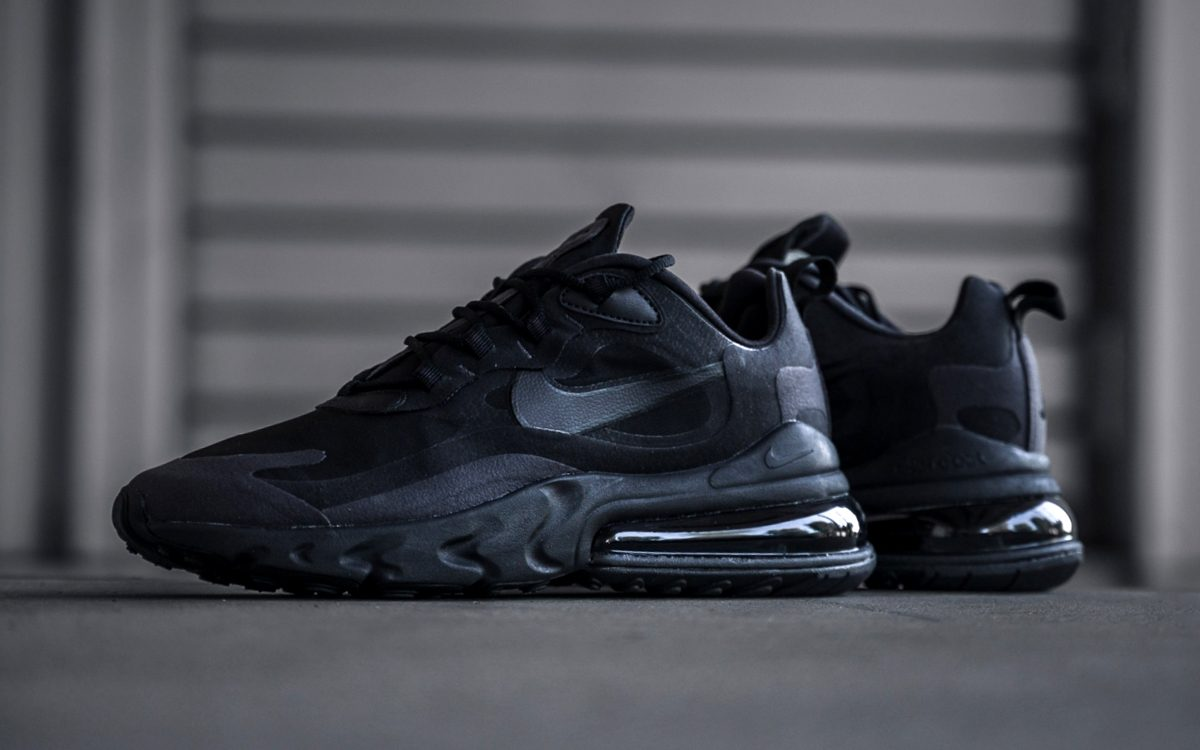 "Available Now // Nike Air Max 270 ""Triple Black"""