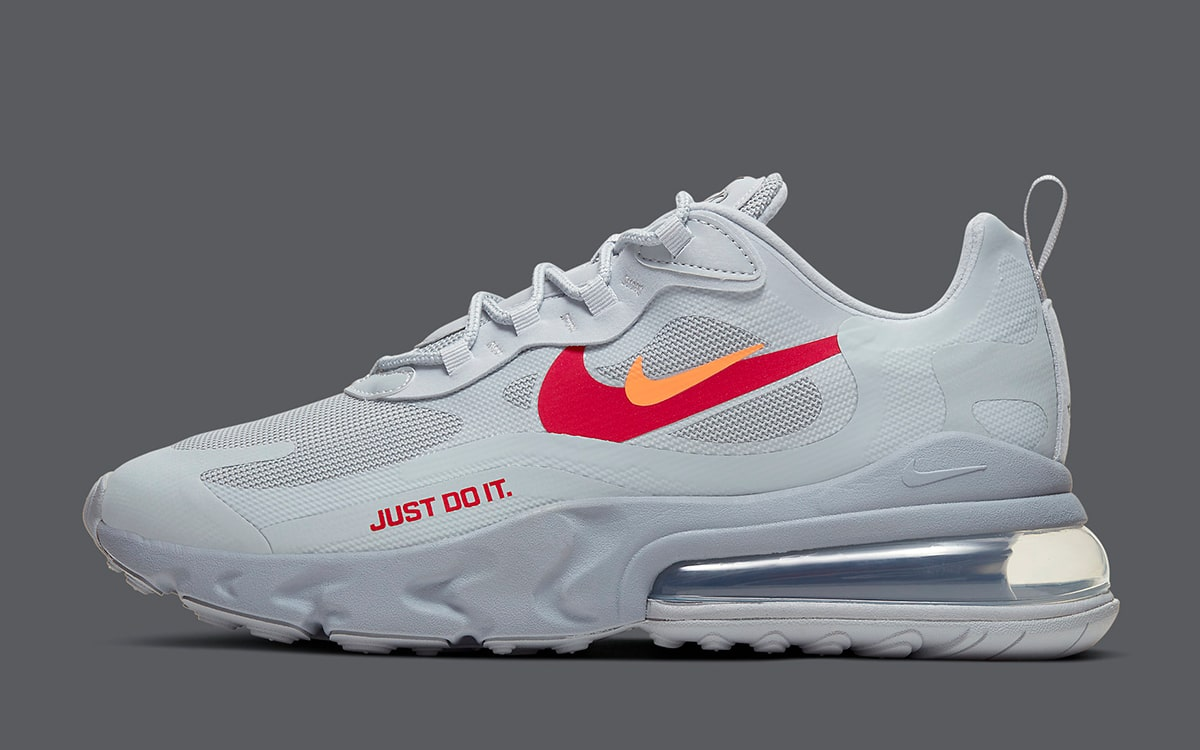 Available Now Nike Air Max 270 React Just Do It House Of