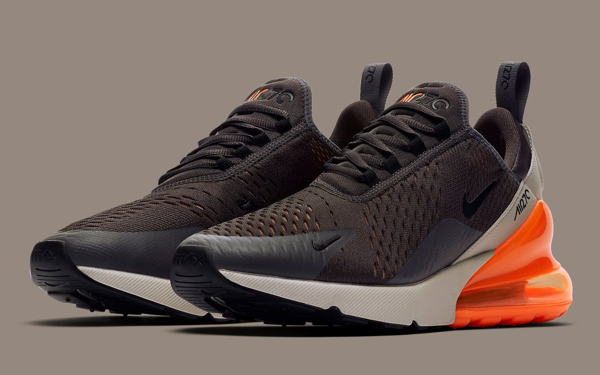 The Nike Air Max 270 Returns in a Fit For Fall Rendition