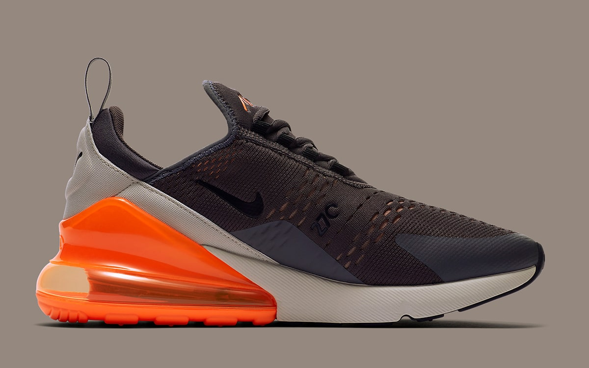 The Nike Air Max 270 Returns in a Fit