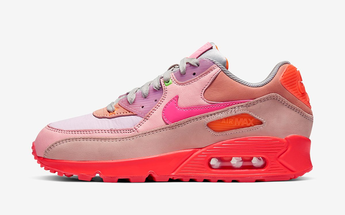 Nike Thinks Pink on This New Air Max 90 HOUSE OF HEAT