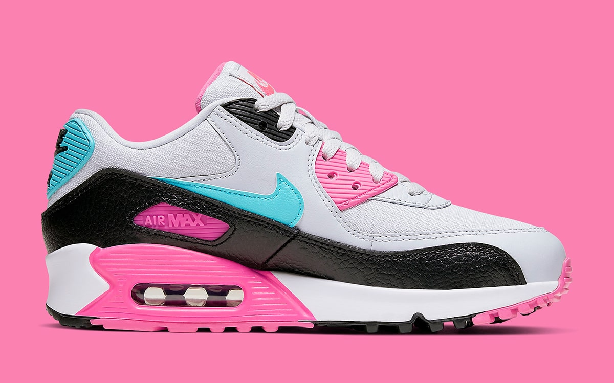 The Nike Air Max 90 Takes its Talents to South Beach HOUSE