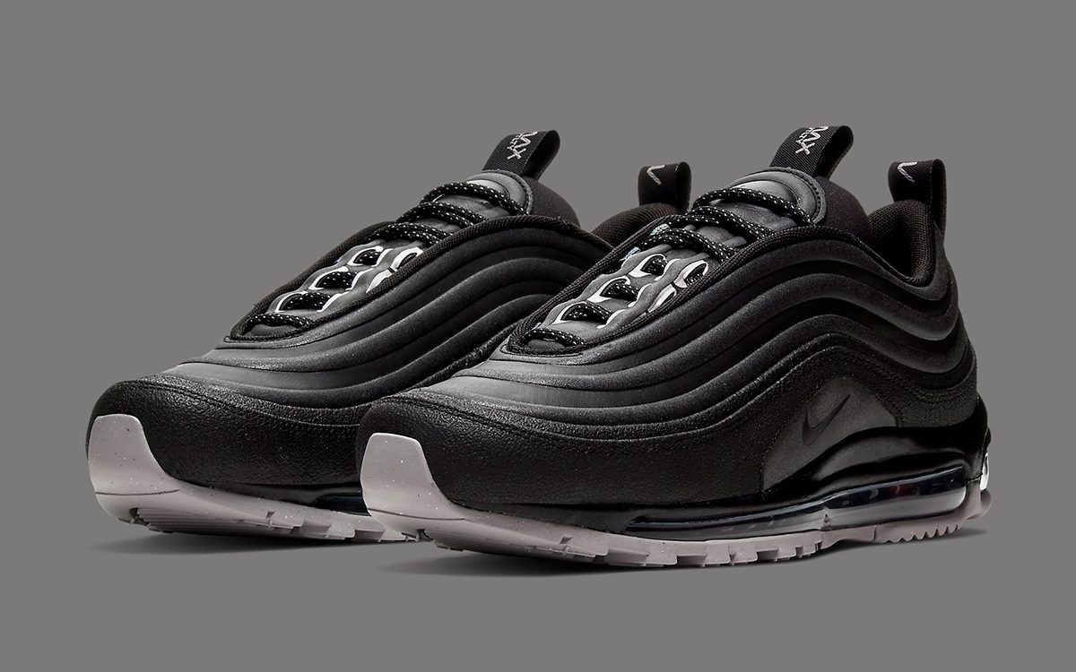Air max 97 black for Sale Clothes Gumtree