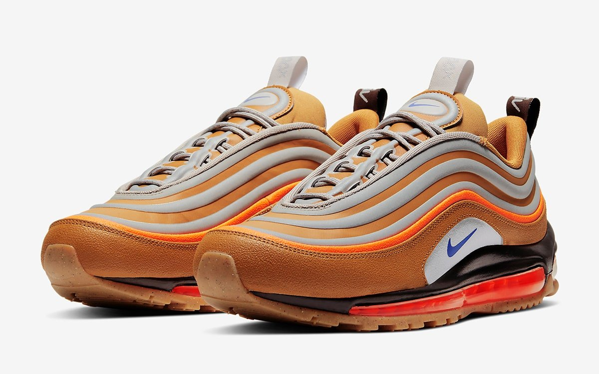 new nike air max 97 orange