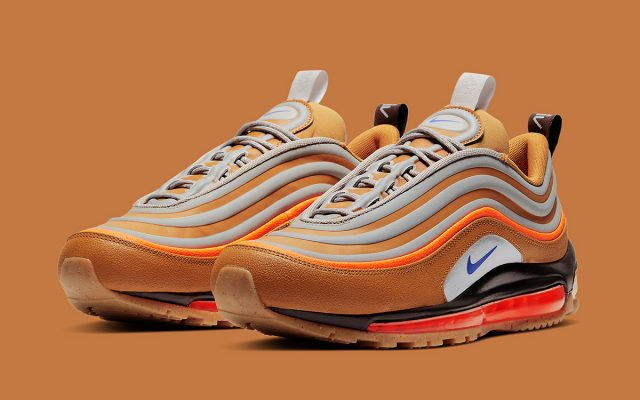 """The New Nike Air Max 97 """"Winter Utility"""" Wears the Fan"""