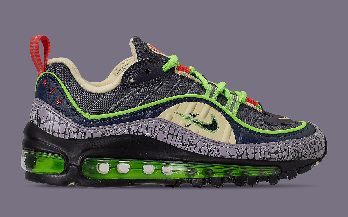 """Available Now // Nike Air Max 98 """"Halloween"""" - HOUSE OF HEAT ..."""
