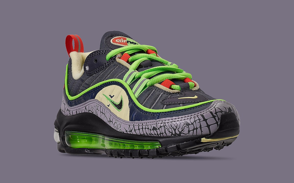 Nike Air Max 98 Halloween CT1171 001 Release Info
