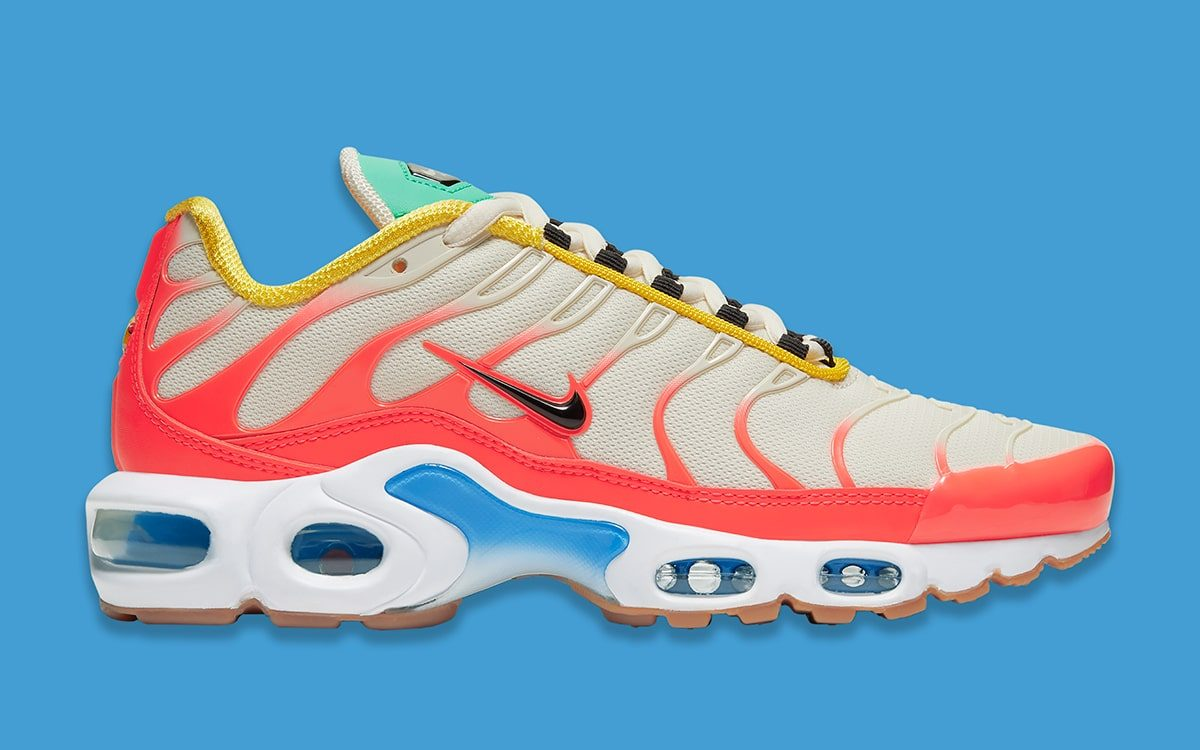 Nike's Air Max Plus Pushes Aside