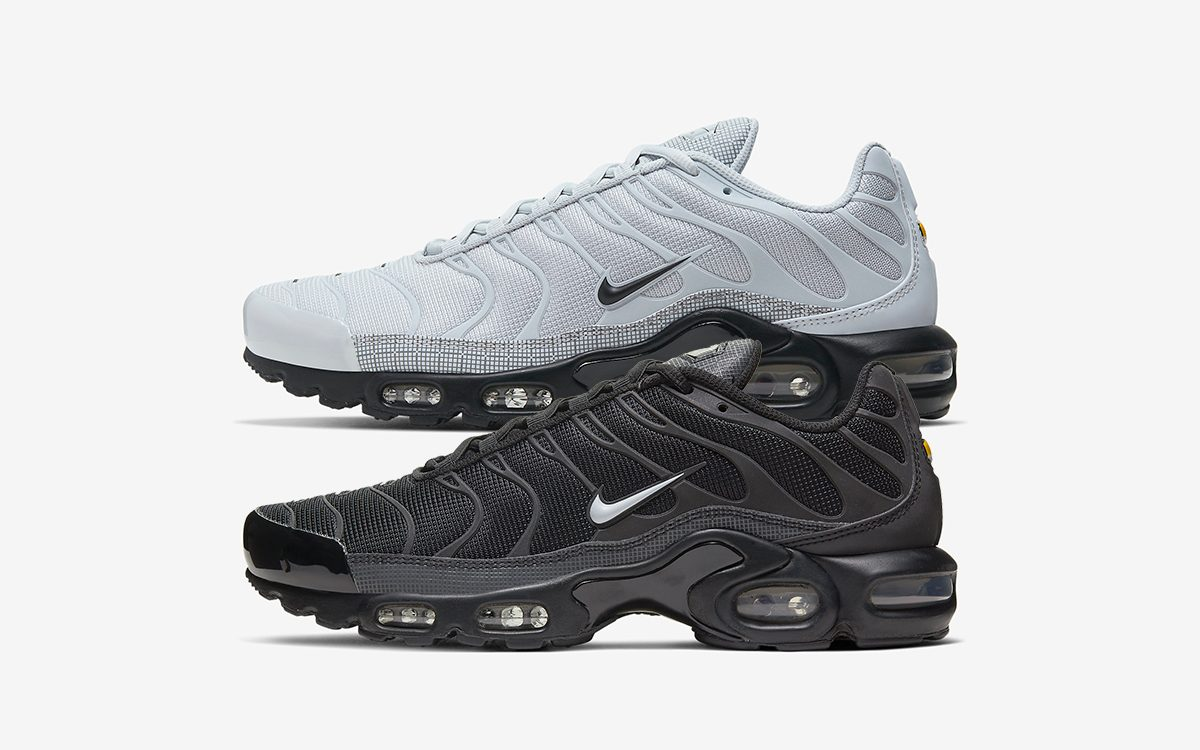 Air Max Plus Gets Given a \