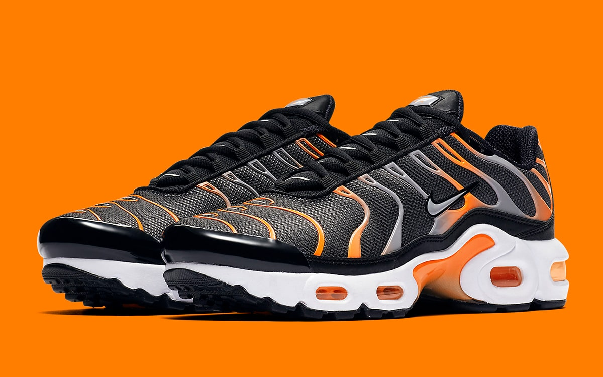 HOUSE Gets in Up Max Nike Tuned Orange OF Total Air Plus