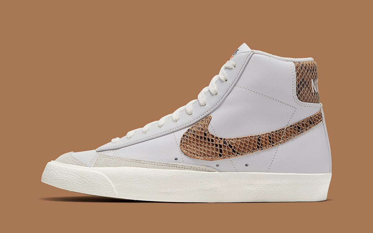 Available Now // Nike Blazer Mid '77 Vintage