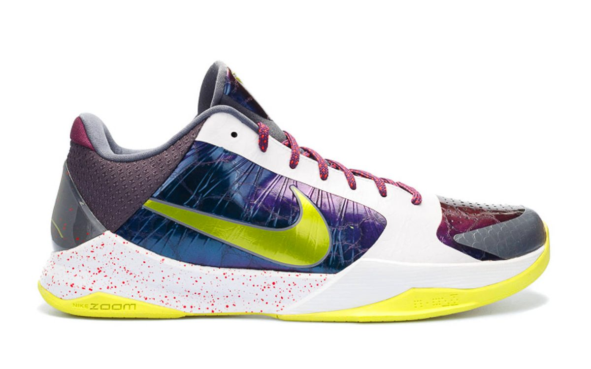 """Nike to Release Kobe 5 Protro """"Chaos"""" Exactly One Decade Later"""