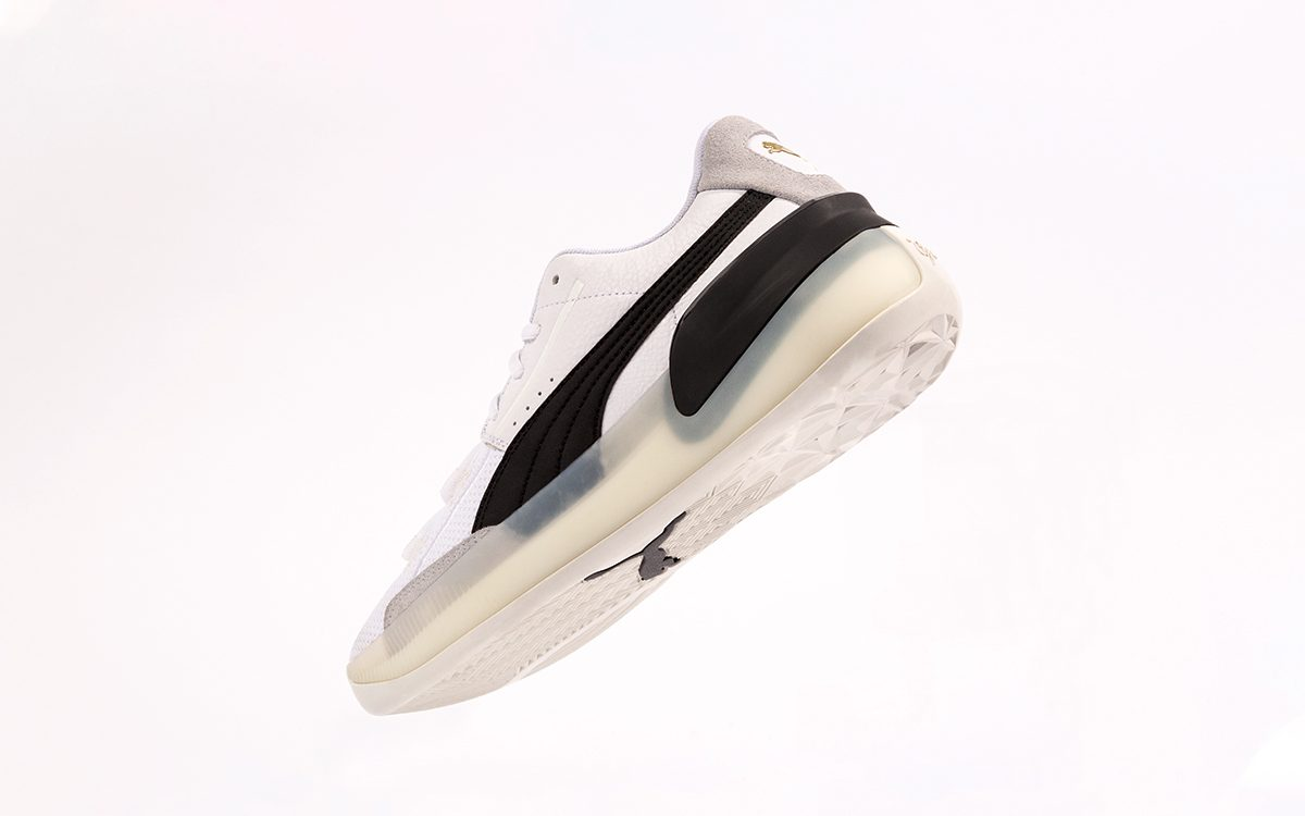 low priced 3e482 5cfc7 PUMA Hoops Debut the New Clyde Hardwood Sneaker Ahead of the ...