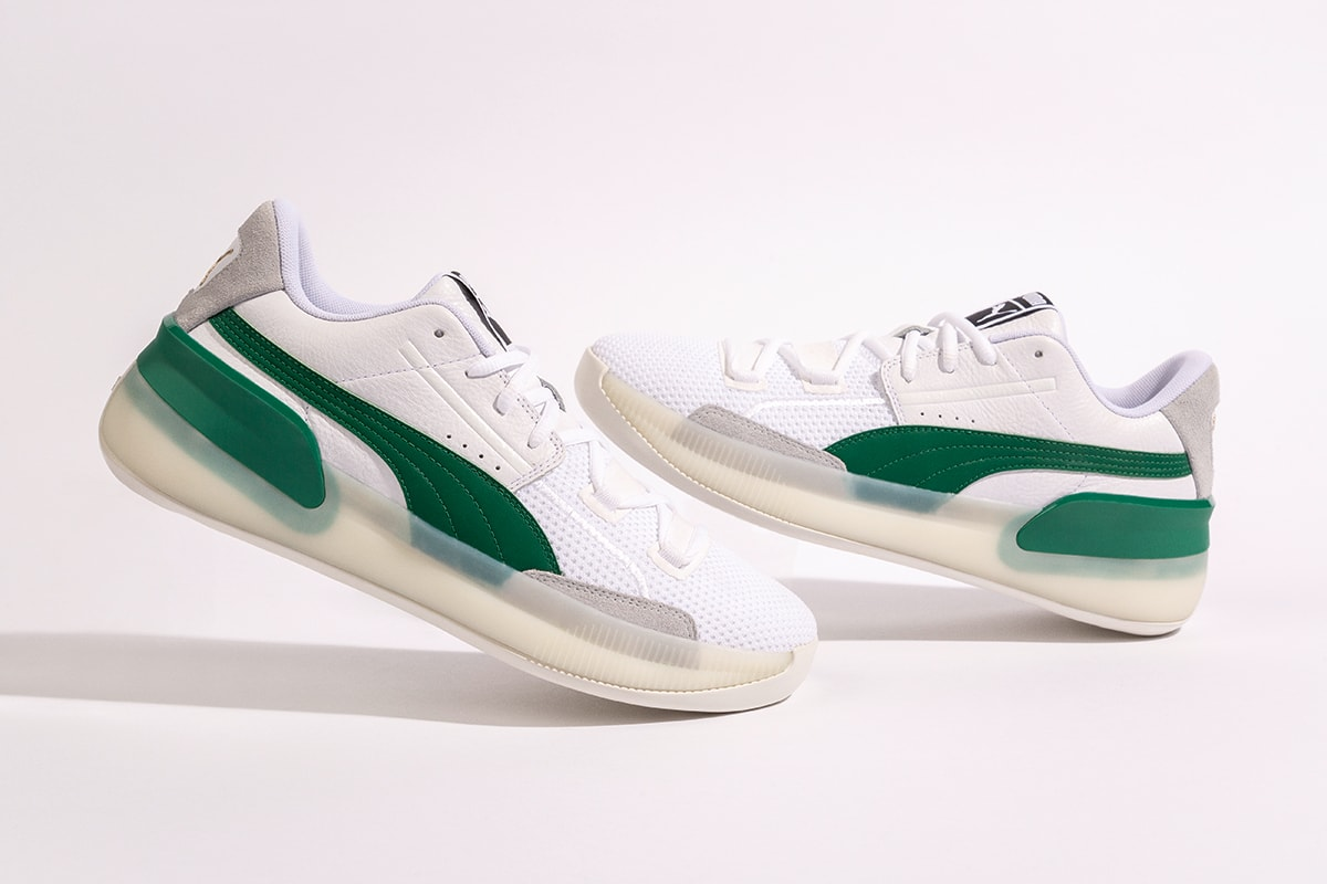 PUMA Hoops Debut the New Clyde Hardwood Sneaker Ahead of the