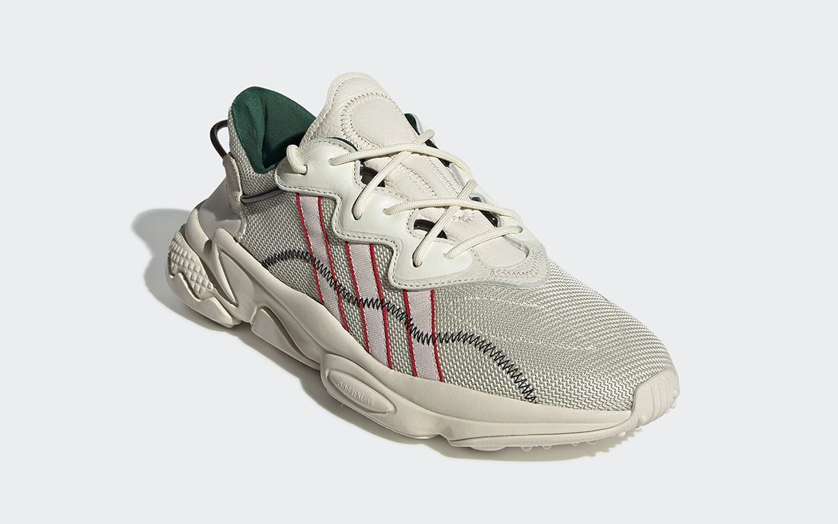 Official Looks at the Pusha T x adidas Ozweego