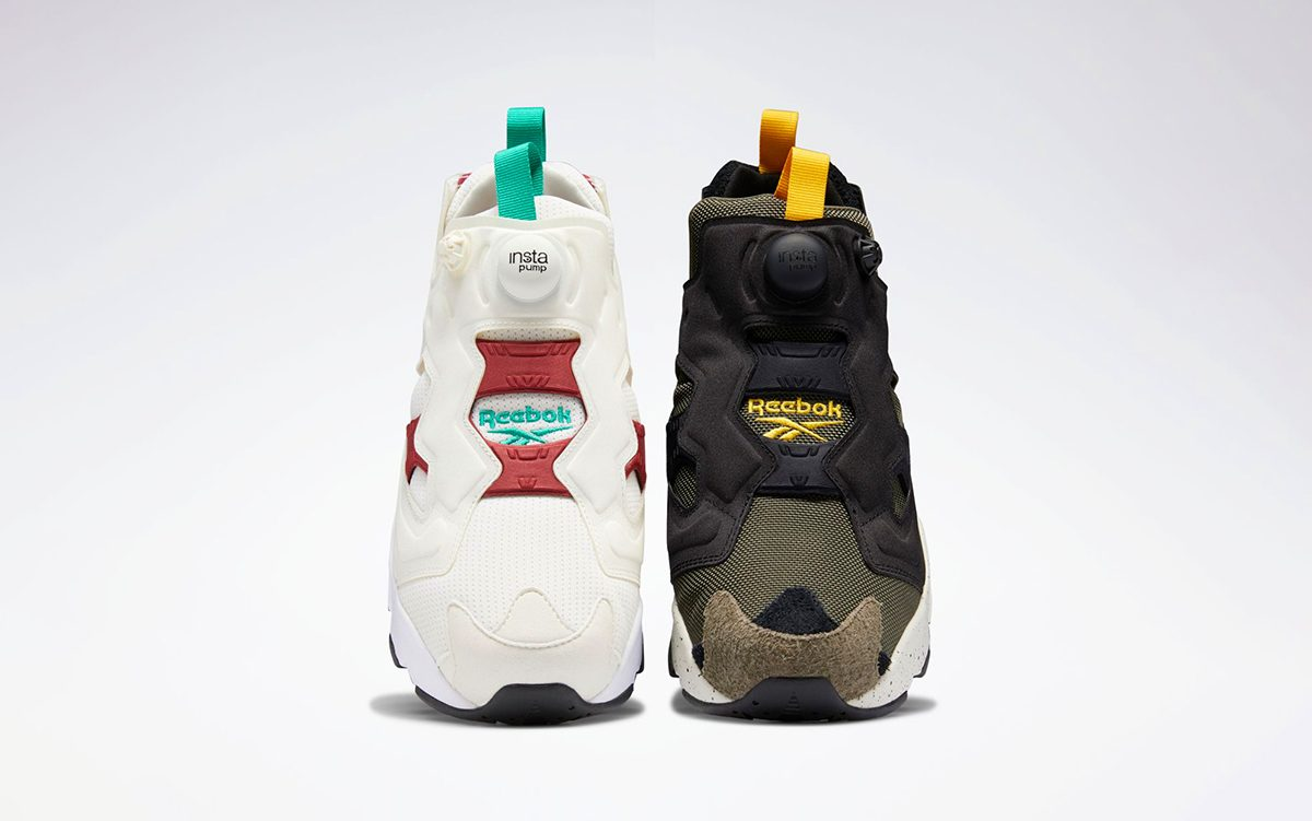 Available Now // Reebok Instapump Fury Celebrates China's Moon Festival with Two-Piece Pack