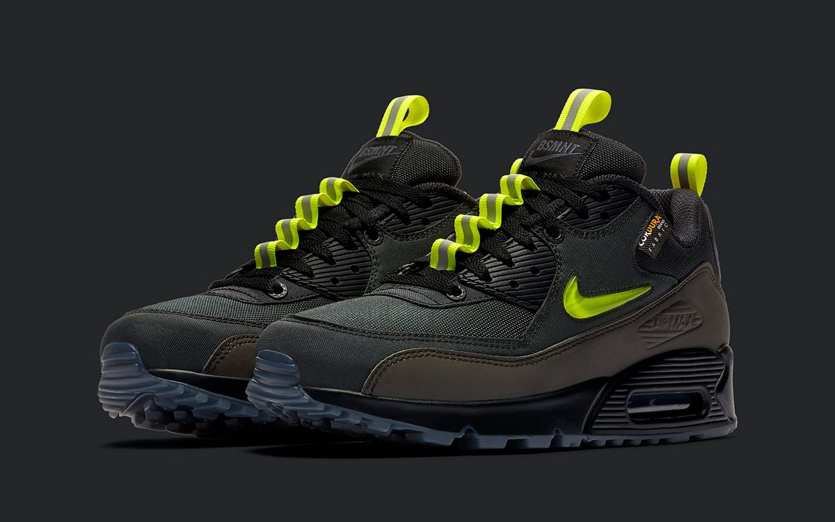 The Basement x Nike Air Max 90 CI9111 002 CI9111 003 Release