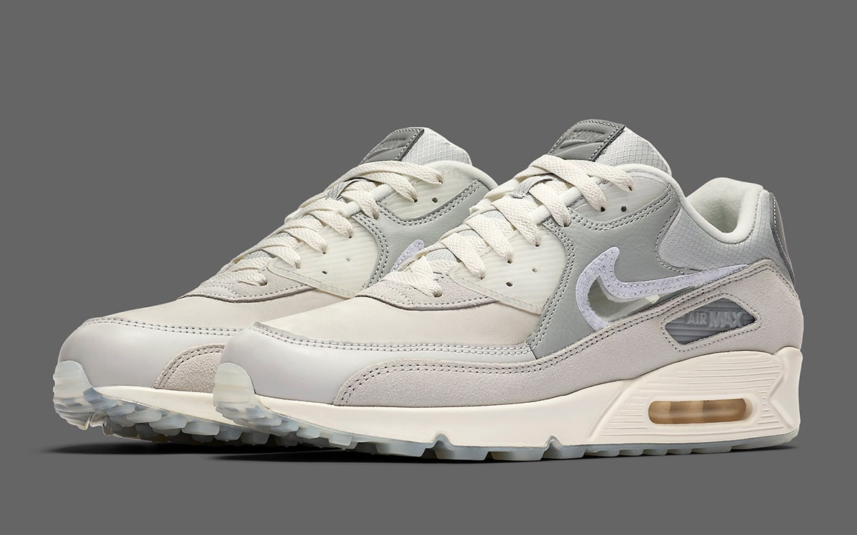 The Third And Final The Basement X Nike Air Max 90 Collab Surfaces