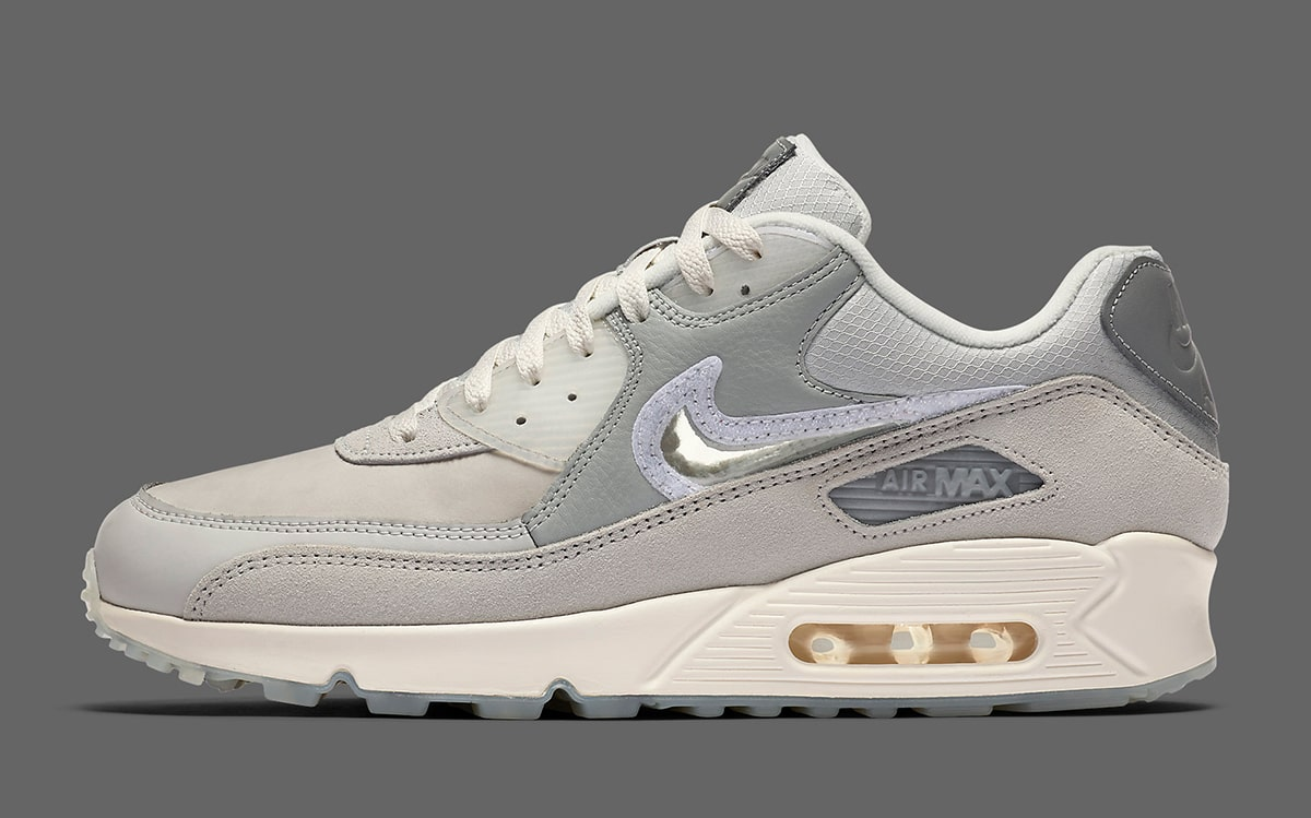 """Air Max 90 """"The Basement Manchester"""" — дата релиза. Nike"""