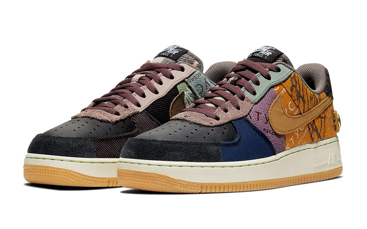 "Where to Buy the Travis Scott x Nike Air Force 1 Low ""Cactus Jack"""