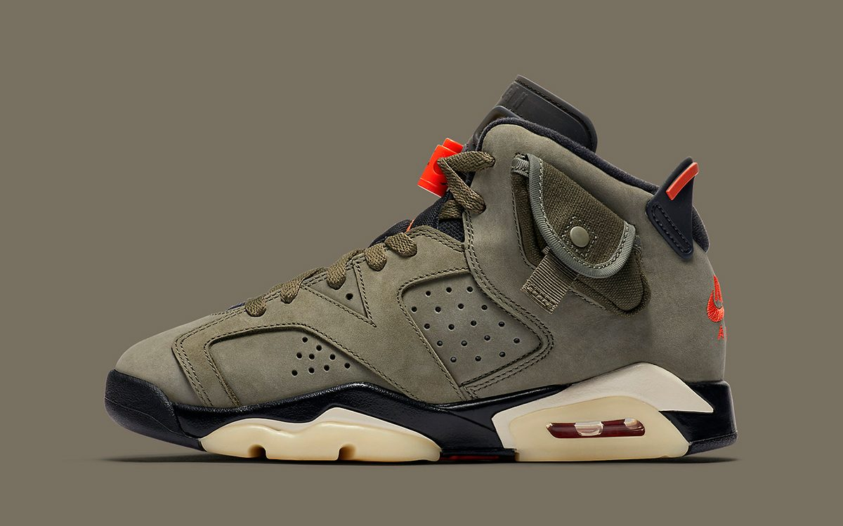 finest selection 331be 0cccb Travis Scott Air Jordan 6 to Release on October 12th - HOUSE ...