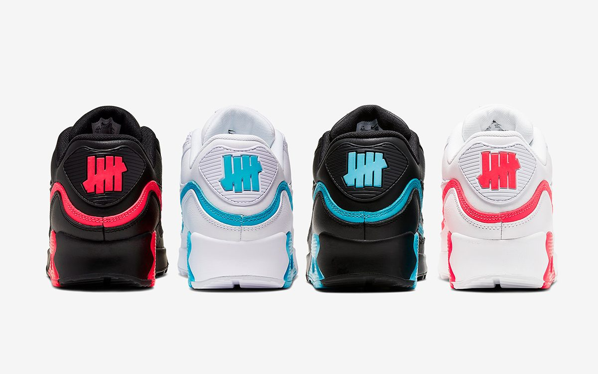 la moitié 20002 19410 Official Looks at the First Half of the UNDEFEATED x Nike ...
