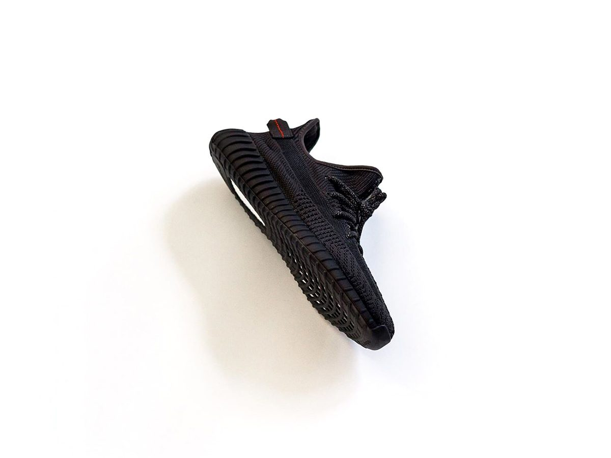 "adidas YEEZY BOOST 350 v2 ""Black"" Restocks Black Friday"
