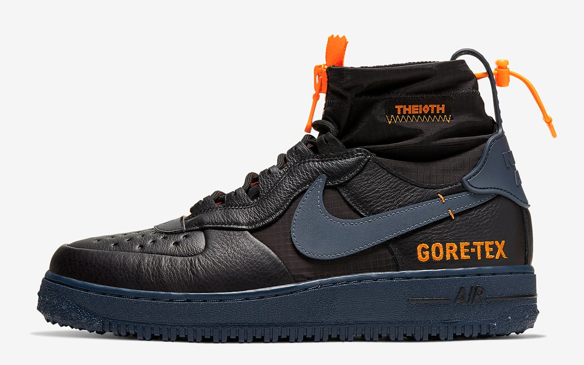 Where To Buy The Gore Tex Nike Air Force 1 Wntr Collection House