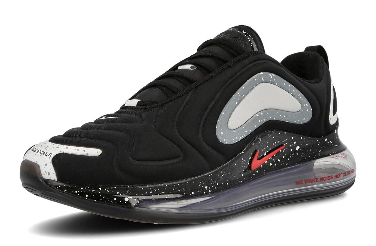 Where To Buy The Undercover X Nike Air Max 720 Collaboration